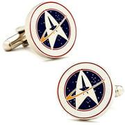 Star Trek ST-STCO-SL Star Trek Starfleet Command Cufflinks