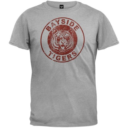 Saved By The Bell T-Shirt - Bayside Tigers