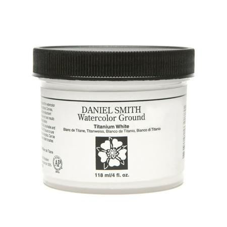 Daniel Smith Watercolor Ground 4 oz., Titanium White