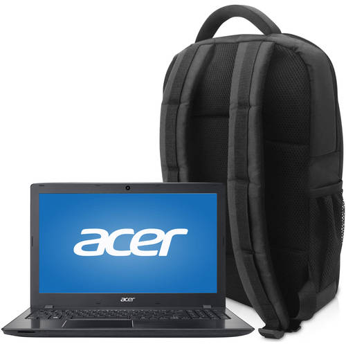 Acer Laptop and Backpack Bundle