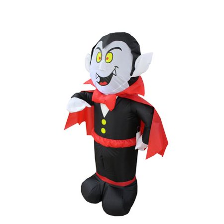 The Holiday Aisle Halloween Inflatable Freestanding Vampire Decoration