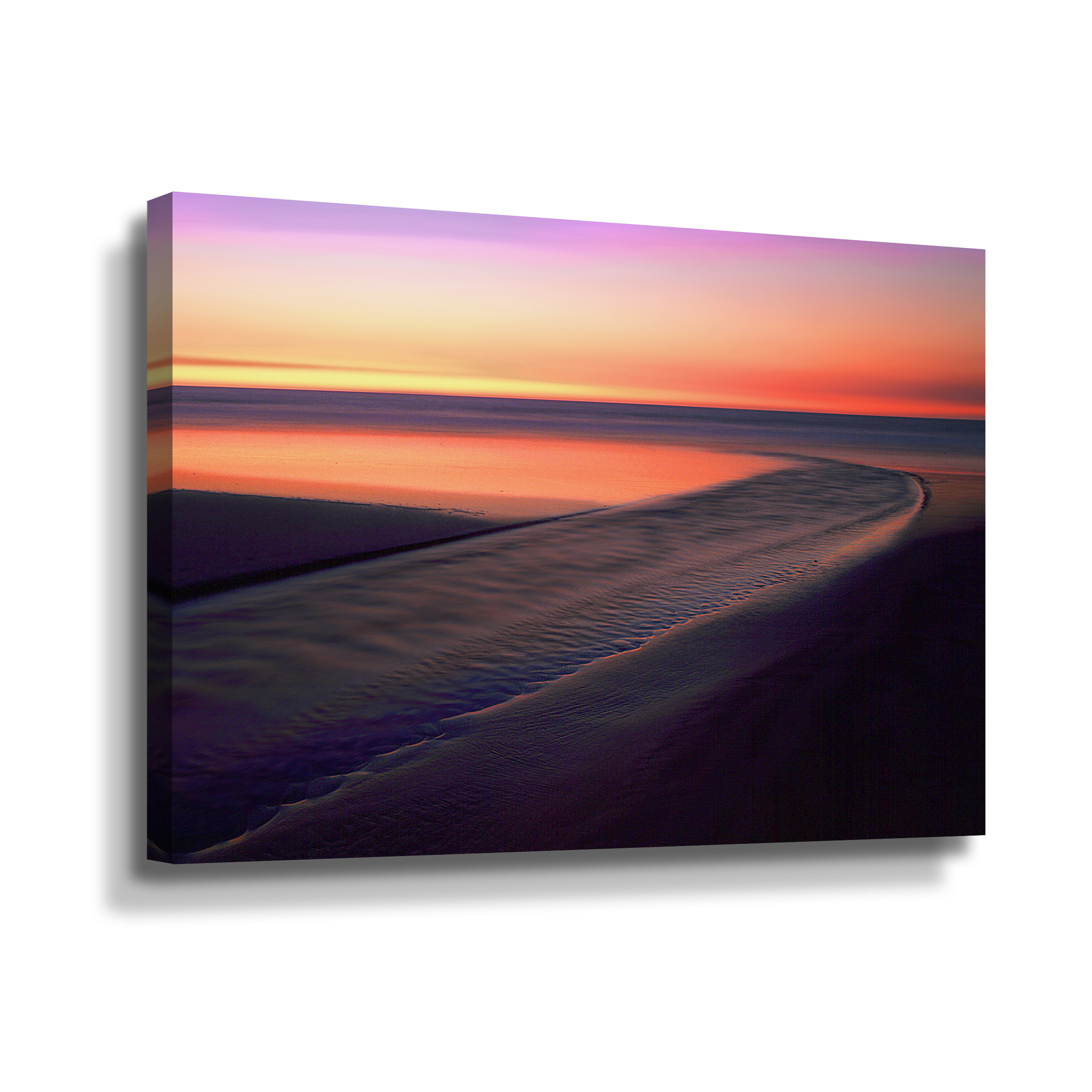 ArtWall Appealz Dean Uhlinger Earth to Heaven Removable Graphic Wall Art 18 by 18-Inch