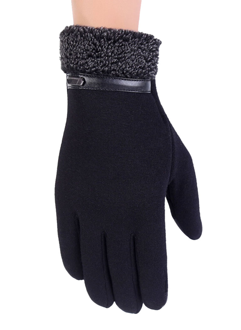 Winter Gloves for Men, Coxeer Outdoor Windproof Touchscreen Gloves Motorcycle Driving... by Winter Gloves