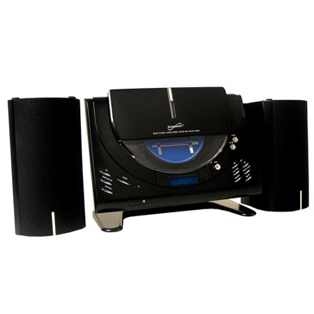 Supersonic CD Micro System with AM/FM Radio