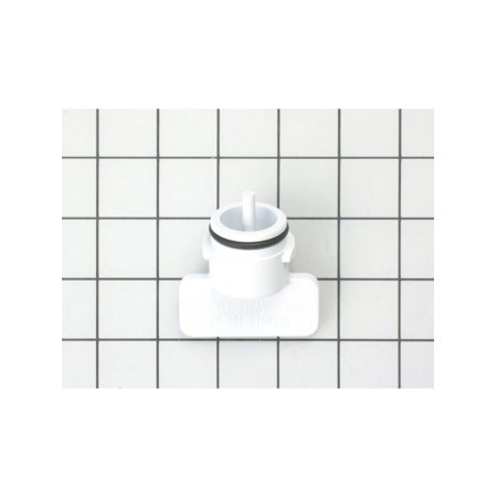 WR02X10173 Kenmore Refrigerator Water Filter Bypass Plug
