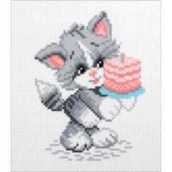 This Is For You - Collection D'Art Stamped Cross Stitch Kit 16X20cm