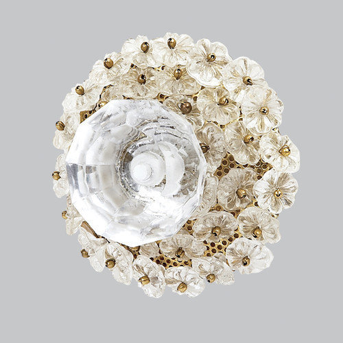 Jubilee Collection Crystal Knob