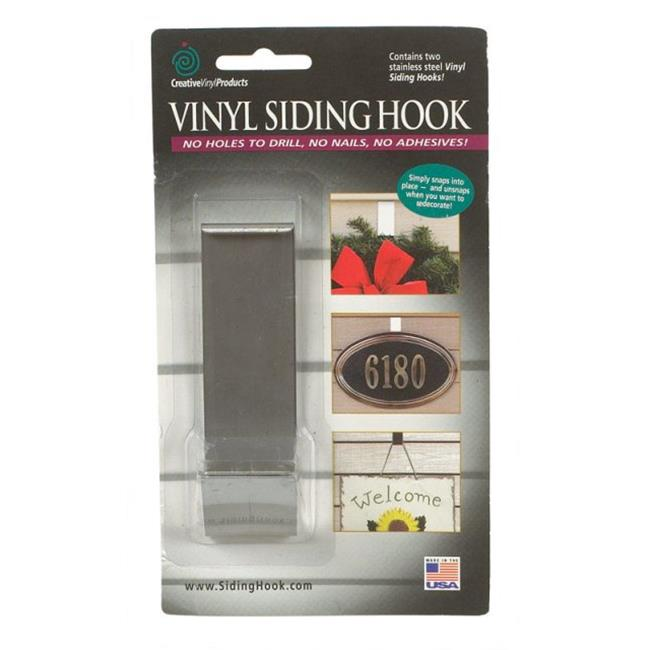 Christmas Mountains VSH05 Vinyl Siding Hook for Outdoor Decorations