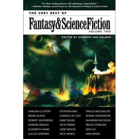 The Very Best of Fantasy & Science Fiction, Volume 2 -