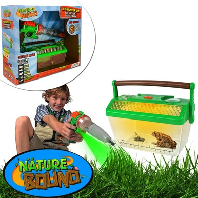 Nature Toys Insect Bug Hunter Vacuum Sucker Critter Barn Educational Scientific Set Kids BJ8 by