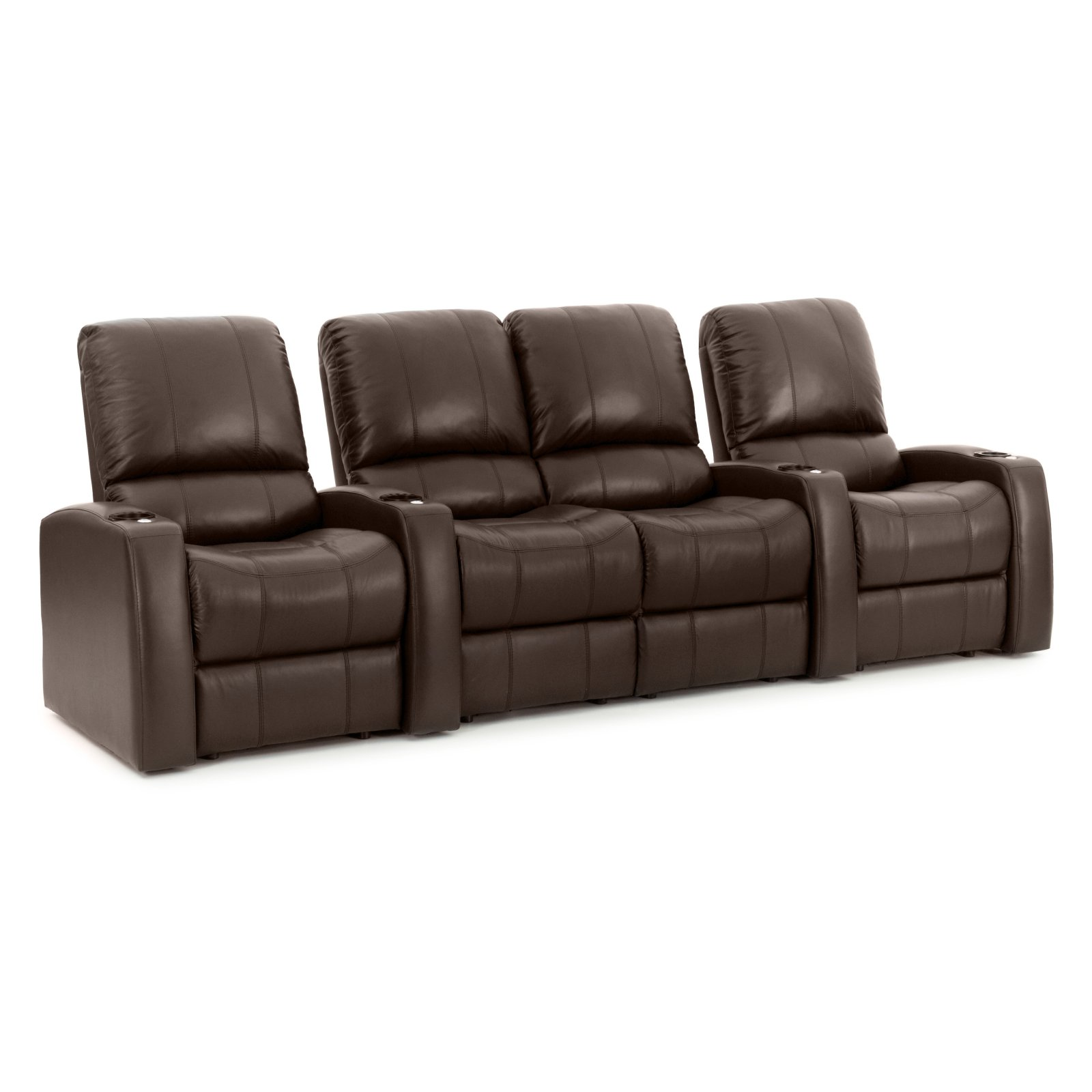 Octane Blaze XL900 4 Seater Middle Loveseat Home Theater Seating