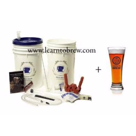 Basic Home Brew Beer Brewing Kit with 5-gallon India Pale Ale (IPA) Beer (Best India Pale Ales)