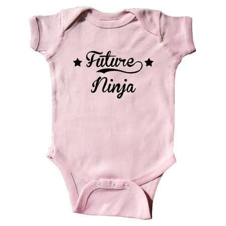 Future Ninja Infant Creeper - Baby Ninja