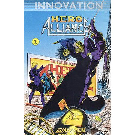 Hero Alliance # 1,  Innovation Comic Book For Collectors