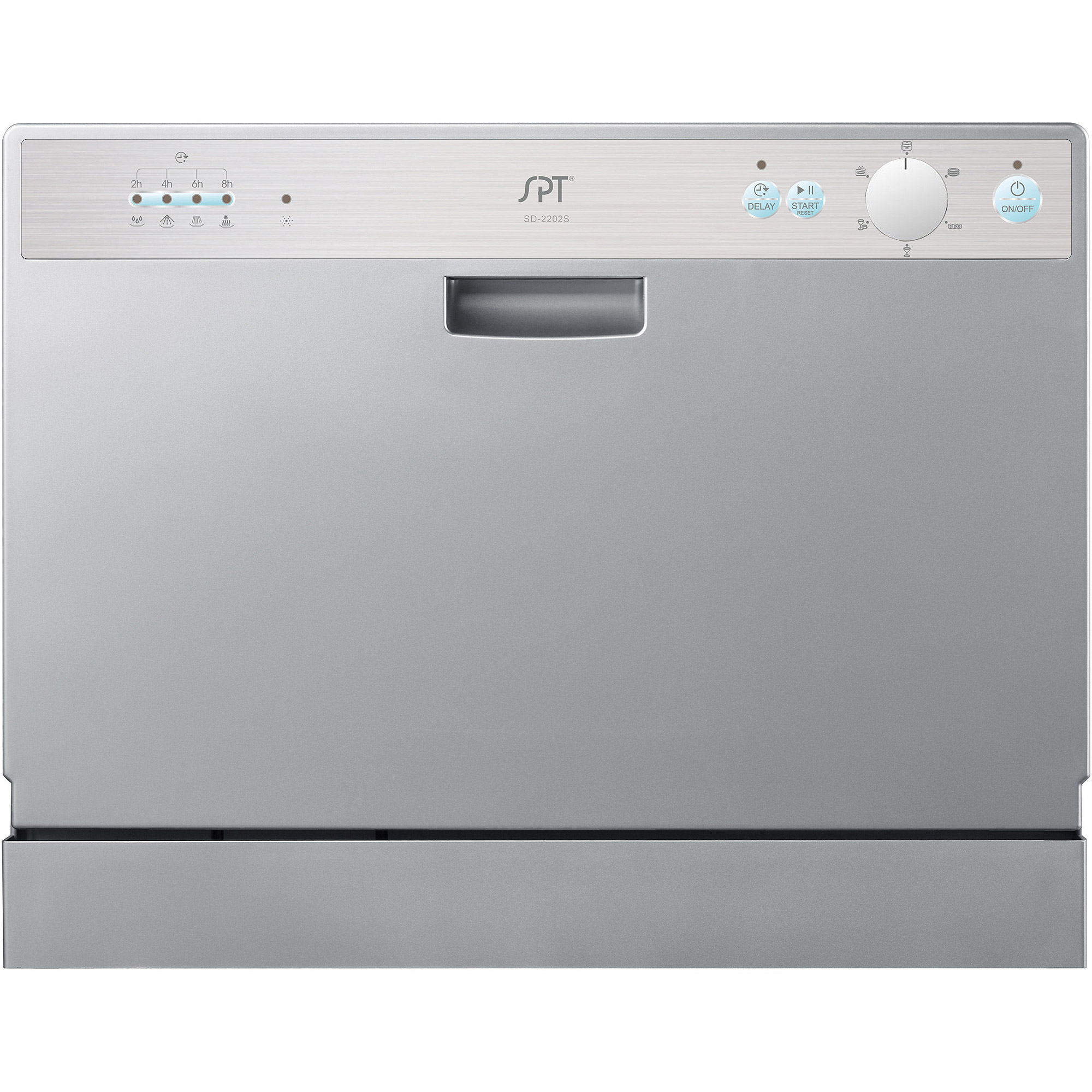 front wash magic sanitize fully bin countertop with ajmadison dishwasher digital rack system integrated countertops adjustable nsf leak cgi chef sensor certified samsung advanced touch