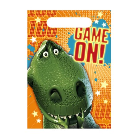 Toy Story 'Game Time' Favor Bags (8ct)](Toy Story Favors)