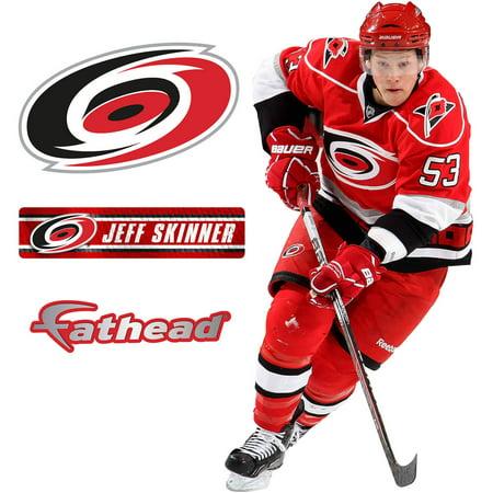 Fathead Carolina Hurricanes Jeff Skinner Teammate Player by