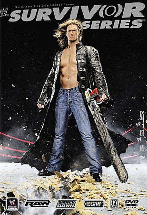 WWE 2007 SURVIVOR SERIES WASHINGTON by