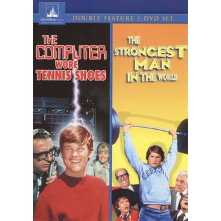 Computer Wore Tennis Shoes / Strongest Man In The World (DVD)