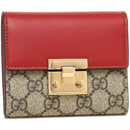 Gucci Ladies Padlock Wallet Gucci White Wallet