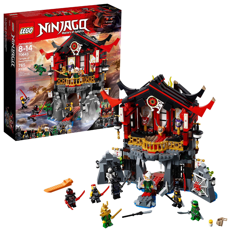 Lego Ninjago Temple of Resurrection 70643 by LEGO System Inc