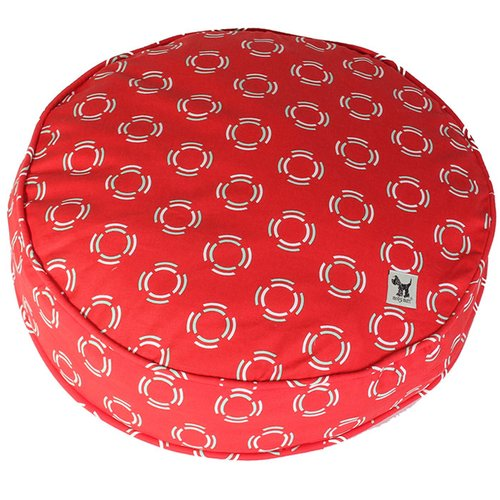 Tucker Murphy Pet Valentina Lady in Red Dog Bed Cover