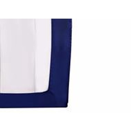 EVERYDAY KIDS Quilted Pack N' Play Playard Sheet - Navy (Quilted Pack And Play Sheet)