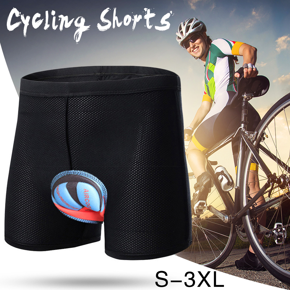 Details about  /Men/'s Cycling Outdoors Clothing Cycling Shorts Anti-sweat Polyester Material New