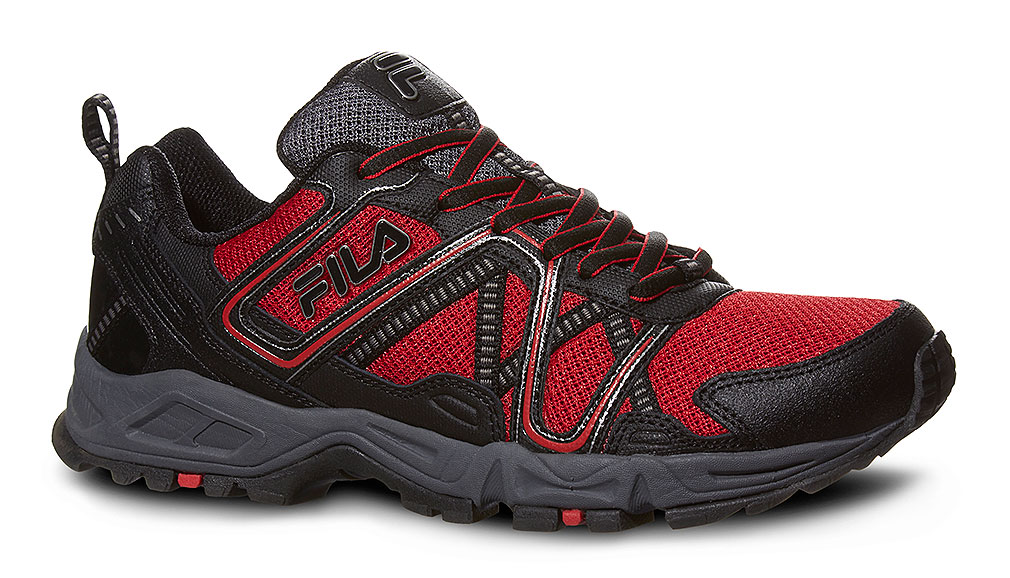 Fila Ascente 15 Men's Trail Hiking Sneakers Shoes by Fila