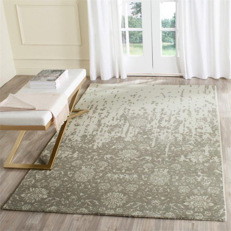 Safavieh Restoration Vintage 5' X 8' Handmade Wool Rug - image 1 de 7