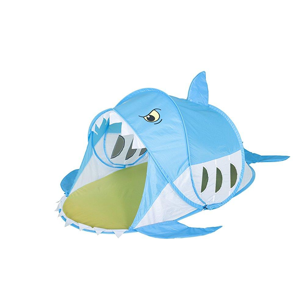 ... kidu0027s pop shark pop up play tent  sc 1 st  Walmart & kidu0027s pop shark pop up play tent - Walmart.com