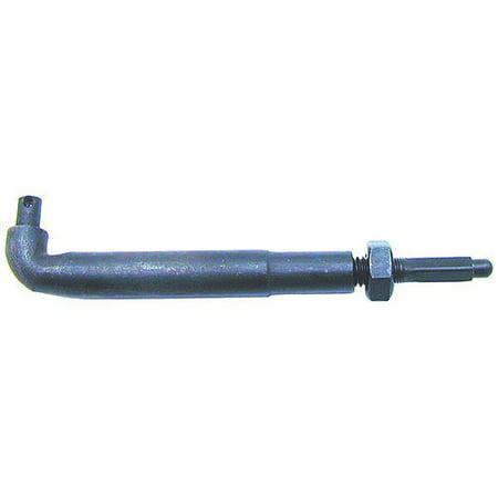 Adj Metal (Auto Metal Direct W-209 67-68 CV Camaro Clutch Lower Adj Rod 2 pcs )