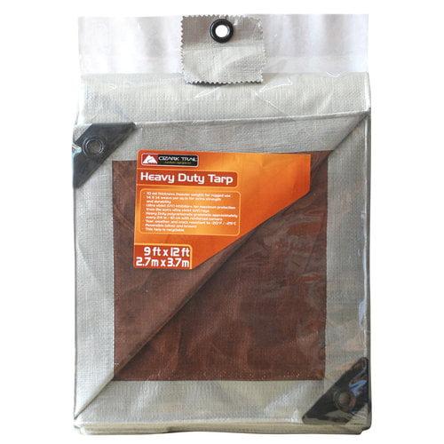 warps jc1020 10u0027 x 20u0027 clear jiffy cover heavy duty plastic drop cloth walmartcom