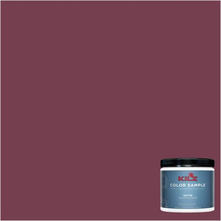 KILZ COMPLETE COAT Interior/Exterior Paint & Primer in One #LA100-01 Red