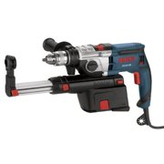 Bosch HD19-2D 8.5 Amp 1 2 in. 2-Speed Hammer Drill with Dust Collection Unit