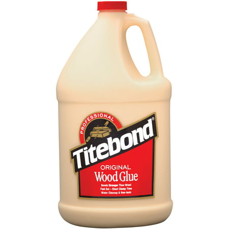 Titebond 5066 1 Gallon Yellow Titebond® Original Wood (Best Glue For Wood Floors)