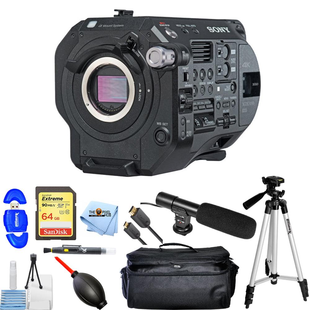 Sony PXW-FS7M2 XDCAM Super 35 Camera System Bundle
