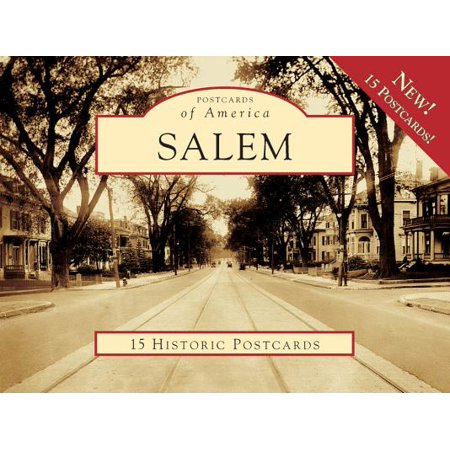 Salem [Postcards of America] [MA] [Arcadia Publishing] (Ma Salem Halloween)