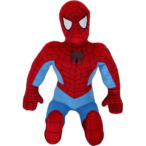 Spiderman Pillow Buddy by Generic