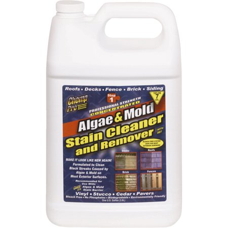 Chomp Pro Algae And Mildew Stain Cleaner