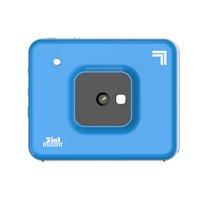 "SHARPER IMAGE Instant Print Camera, 3"" x 3"" Print, 4Pass Tech"
