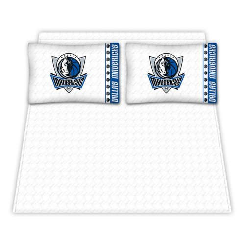 Sports Coverage NBA Micro Fiber Sheet Set