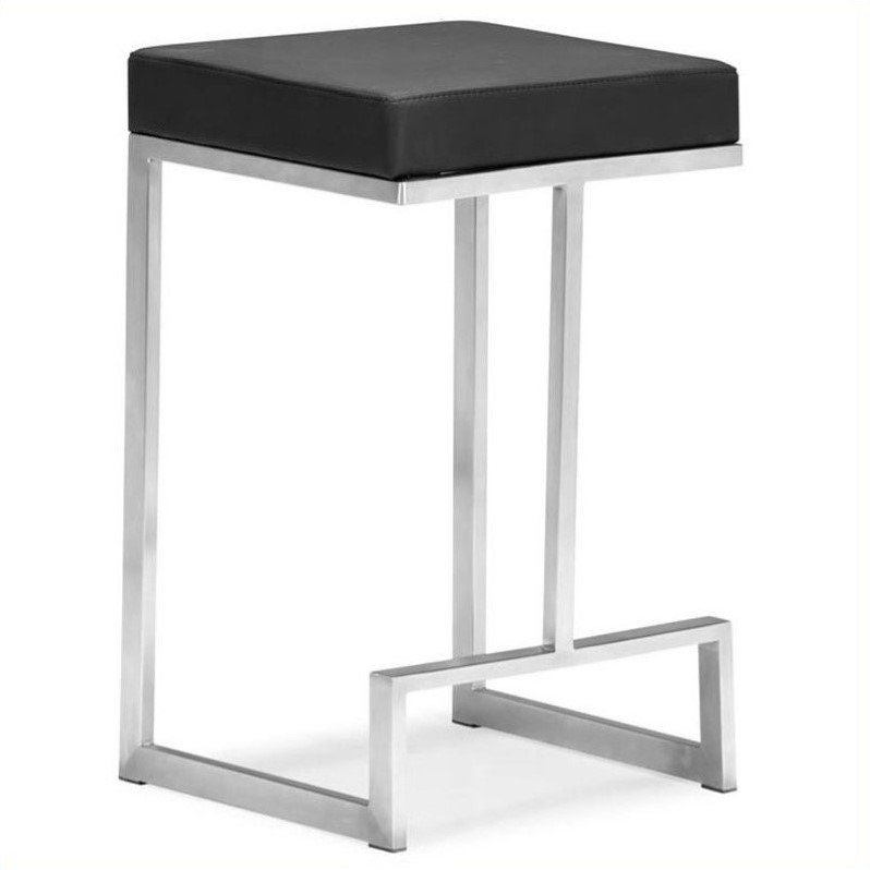 dCOR design Darwen 24'' Bar Stool (Set of 2)