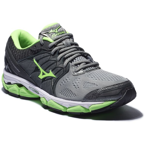 Mizuno Mens Wave Horizen Running Shoes Dark Slate Green Size 9.5 by Mizuno