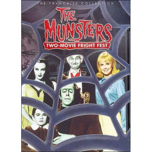 The Munsters: Two-Movie Fright Fest - Munster, Go Home! / The Munsters' Revenge (Full Frame, Widescreen)