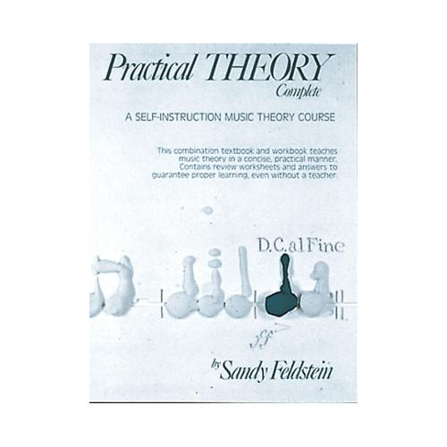 Alfred Publishing 00-2281 Practical Theory Volume 2 - Music Book