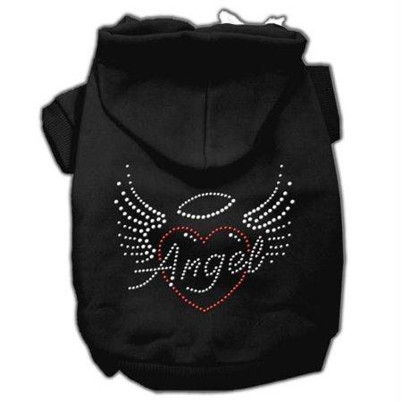 Mirage Pet Products 54-84 SMBK Angel Heart Rhinestone Hoodies Black S - 10 Angel Heart Rhinestone Hoodies Black S (10)Product Summary : New Pet Products/Angel Heart Rhinestone Hoodies@Pet Apparel/Dog Hoodies/Rhinestone Hoodies/Angel Heart Rhinestone Hoodies@Pet Products for Events and Holidays/Valentines Day Pet Accessories/Angel Heart Rhinestone Hoodies- SKU: MR54-84SMBK
