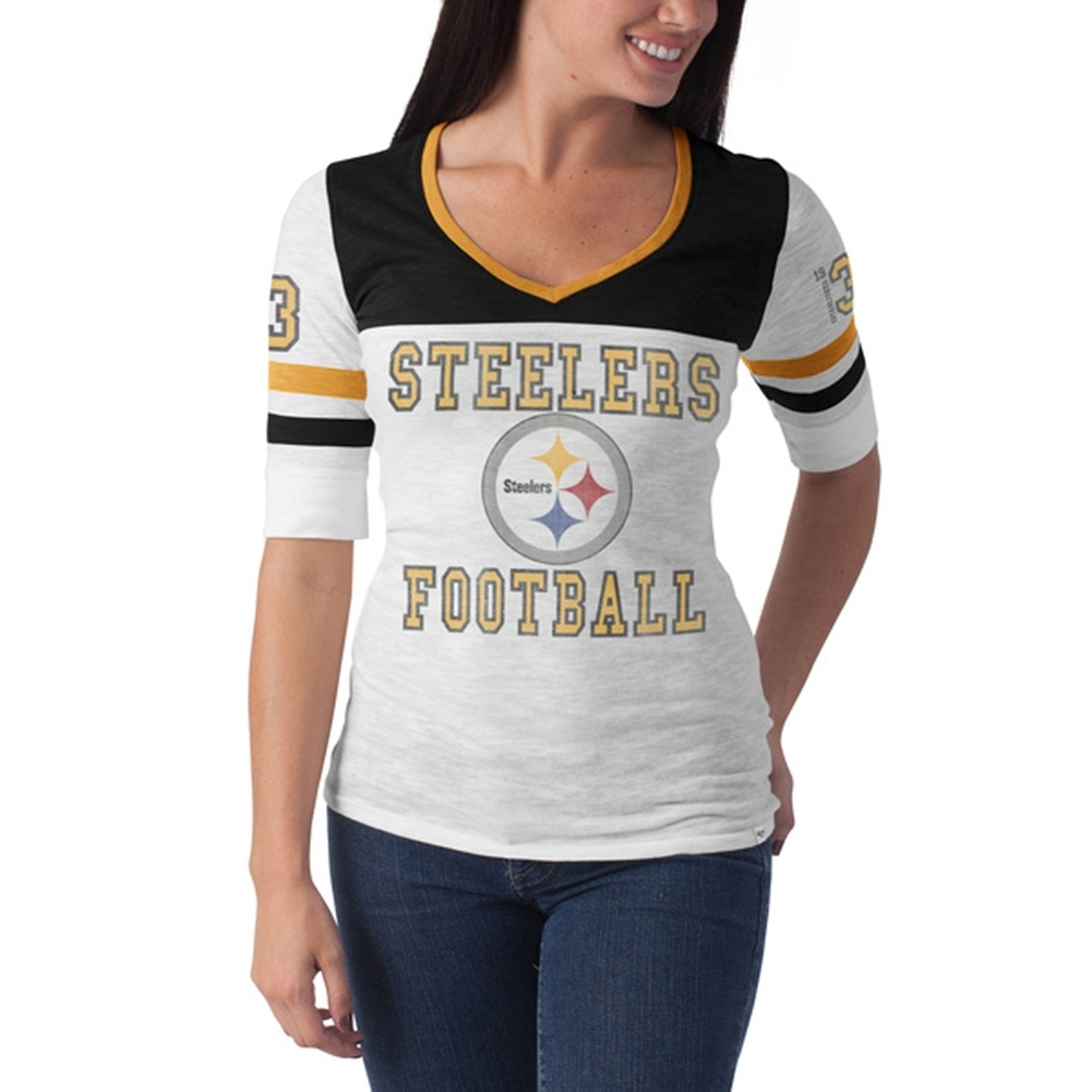 Pittsburgh Steelers - Debut Premium Juniors T-Shirt