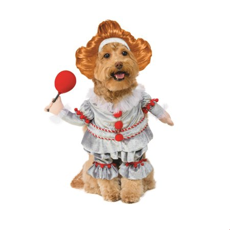 Pet's Pennywise IT Halloween Costume