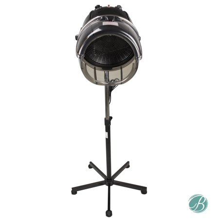 BERKELEY Orion Salon Hair Dryer On Stand Light Weight Adjustable Stand ()